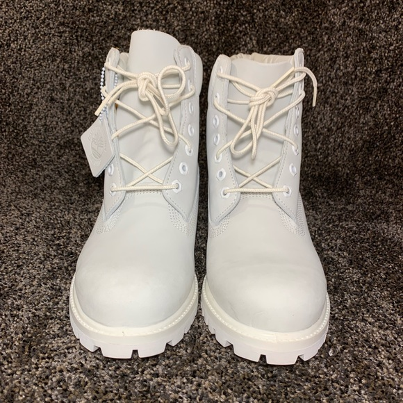 TIMBERLAND® GHOST WHITE LIMITED EDITION RELEASE NWT